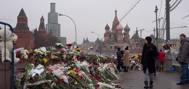 Марш памяти Бориса Немцова заявлен на 26 февраля 2017 года