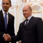 В Китае начались переговоры между Обамой и Путиным