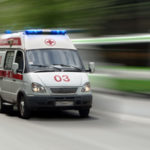 На Симферопольском шоссе маршрутное такси сбило двух школьниц