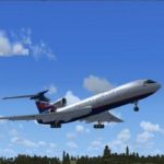 Аварийная посадка: В «Шереметьево» приземлился борт из Питера со сломанным двигателем