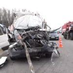 Число жертв аварии на трассе «Дон» под Домодедово выросло до семи, шесть из них — женщины