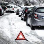 «Куча мала» под Крекшино в Новой Москве: пострадало сразу 11 автомобилей