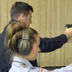 Столичные полицейские определили самого меткого стрелка