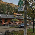 Захват МакДональдса в Новогиреево: в ресторан ворвались вооруженные люди