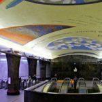 Центральный сектор Замоскворецкой («зеленой») ветки столичного метро закрыт на сутки