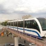 Московский монорельс станет туристическим аттракционом