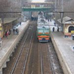 СРОЧНО: в поезде на столичной платформе «Чухлинка» найдена взрывчатка