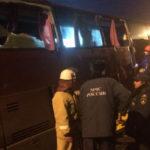 Подробности столкновения автобуса и автовоза в Осетии: среди пострадавших жителей Москвы и МО нет