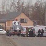 Серьезное ДТП в Новой Москве: двух раненых детей увозили на вертолете