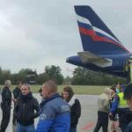 СРОЧНО: В столице Швейцарии задержан самолет «Аэрофлота», на судне ищут бомбу