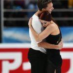 «Золото» московского этапа Гран-при в танцах на льду досталось москвичам Е. Боборовой и Д. Соловьеву!