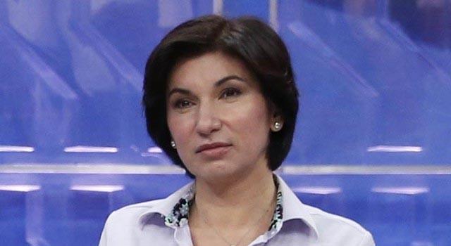 Ирада Зейналова ушла с ОРТ