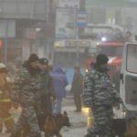 СРОЧНО: Очередные угрозы минирования и эвакуация. Мишень — Ярославский вокзал,  под угрозой посольство США и Кремль