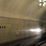 Движение на «кольце» метрополитена приостановлено из-за падения на рельсы человека
