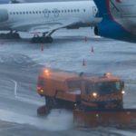 И снова про снег: в аэропортах столицы отменены и задержаны более 40 рейсов