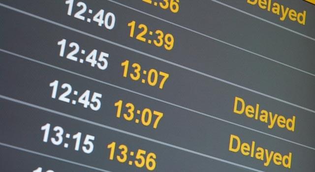 26 декабря плохая погода опять стала причиной отмены рейсов в аэропортах Москвы