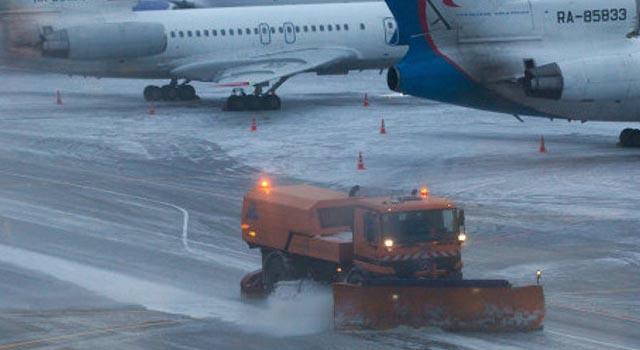 Задержка и отмена рейсов 4 января 2016 года в Шереметьево, Внуково и Домодедово