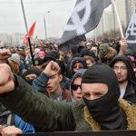 «Русский марш» в Люблино не обошелся без задержаний и ОМОНа
