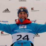 Антон Бабиков завоевал «бронзу» биатлонного масс-старта!
