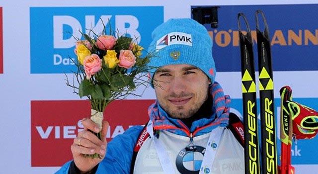 Антон Шипулин стал серебряным призером спринта в чешском Нове-Место