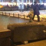Отголоски европейских терактов: массовые новогодние гулянья в Москве  пройдут «за бетонными стенами»