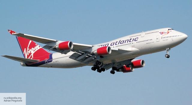 12 декабря на борту самолета, летевшего из Дели в Лондон и севшего в Москве, умерла пассажирка