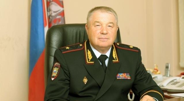 Новый начальник полиции Москвы Вячеслав Козлов