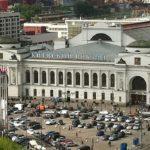 СРОЧНО: Столичная полиция проверяет сообщение о бомбе в поезде на Киевском вокзале