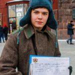 Столичная молодежь приняла активное участие в праздновании 75-летия контрнаступления советских войск под Москвой