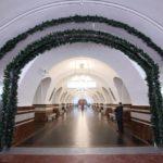 После годичного ремонта в центре Москвы вновь открыта станция метро «Фрунзенская» (фото)