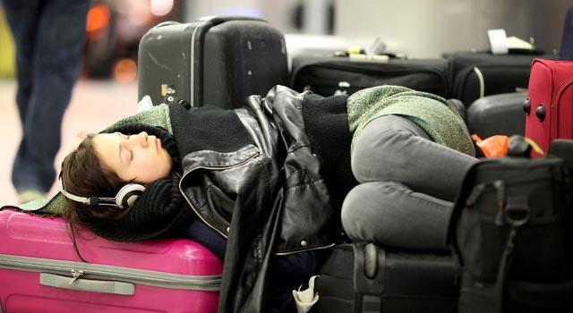30 декабря - очередная массовая отмена рейсов в аэропортах Москвы