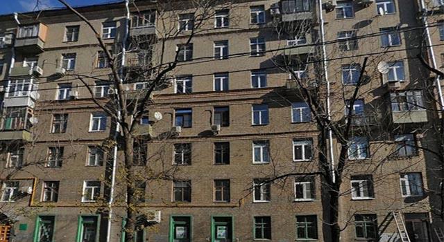 падение рабочего с крыши в Даниловском районе на юге Москвы