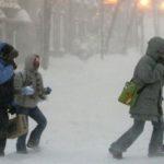 Внимание! Очередной новогодний сюрприз — в Москве и области штормовое предупреждение.
