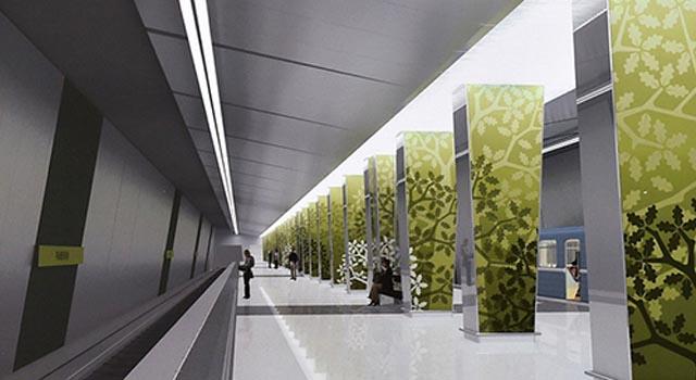 30 декабря в Раменках открылись 3 станции метро