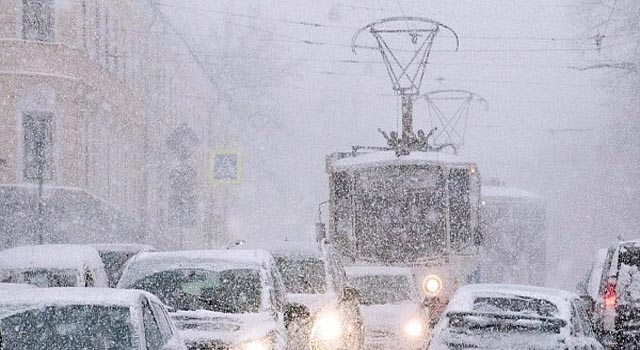 Прогноза погоды в Москве и Московской