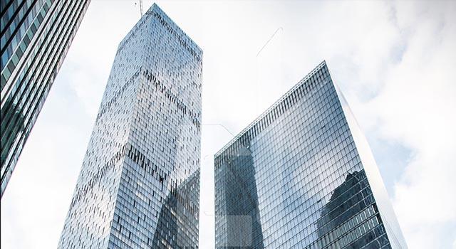 """Самый высокий каток в Европе открылся 15 декабря на крыше небоскреба """"Око"""""""