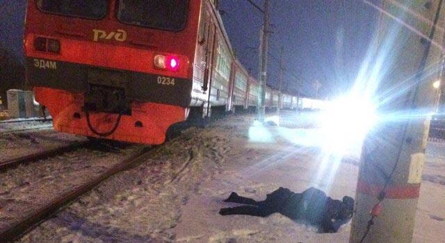 3- декабря в Щелково электричка сбила женщину