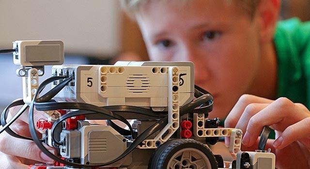 Технопарк для детей открыли 8 декабря в Люберцах