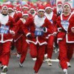 Не пропустите: На ВДНХ католическое Рождество отметят праздничным забегом Дедов Морозов!