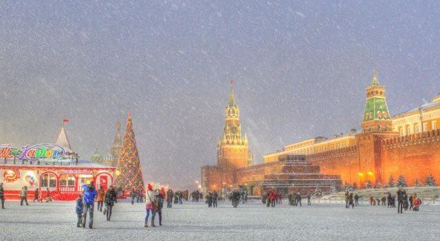 Какая будет погода 31 декабря и 1 января