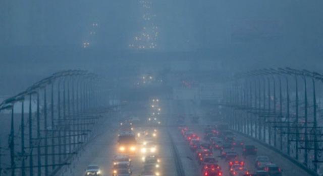 Очередные сюрпризы преподнесет погода жителям Москвы и Подмосковья 17 января - на регион опустится туман