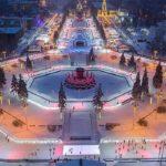 ВДНХ: Крупнейший каток в мире побил рекорд посещаемости!