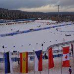 Спринт в немецком Оберхофе не принес радости российским биатлонистам и болельщикам