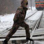 На железнодорожной станции «Здравница» под Одинцово поезд сбил мужчину