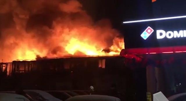 Пожар на Ярославке 7 декабря: один погиб, девять пострадало
