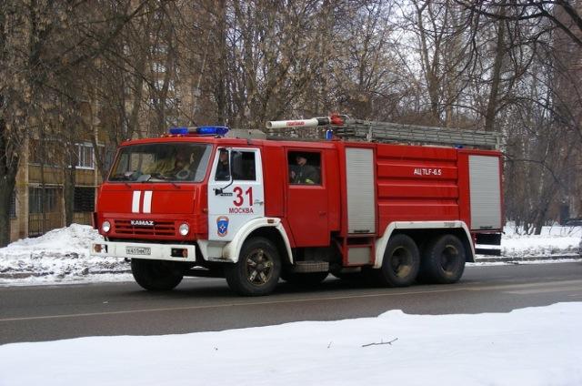 3 человека погибли при пожаре на Путевом проезде в Алтуфьево на Северо-Западе Москвы
