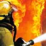 В Капотне в огне погиб маленький ребенок, его мать в больнице