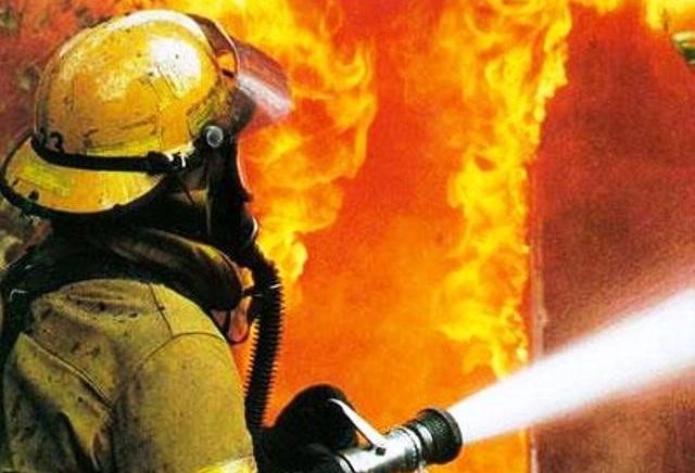 8-летний ребенок погиб 4 февраля вечером при пожаре в Капотне