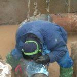 Срочно: авария на трубопроводе в Измайлово, без горячей воды остались жилые дома и школа