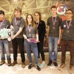 Команда учеников школы N 1354 стала призером Всероссийского чемпионата по робототехнике